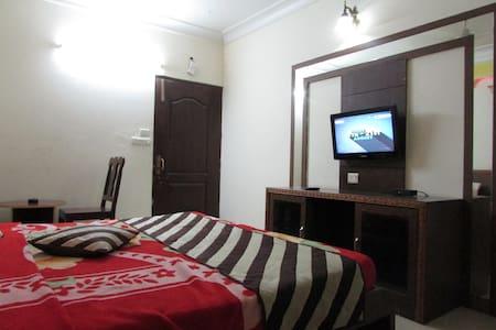 Heritage room near Amber Fort - Jaipur - Heritage hotel (India)