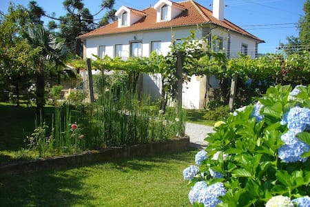 4 Chambres Relax ds une villa cosy et tout confort - Geraz do Lima (Santa Maria) - Vila