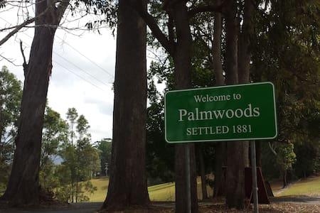 Palmwoods Peace B & B - Dom