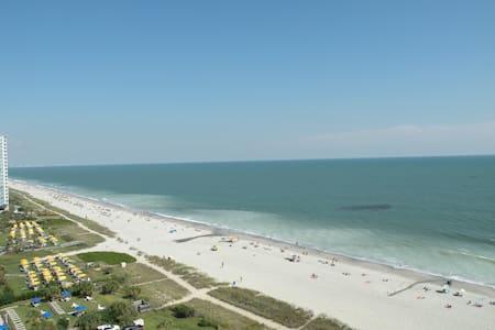 12th Floor Direct Ocean Front Great Views ! - Myrtle Beach