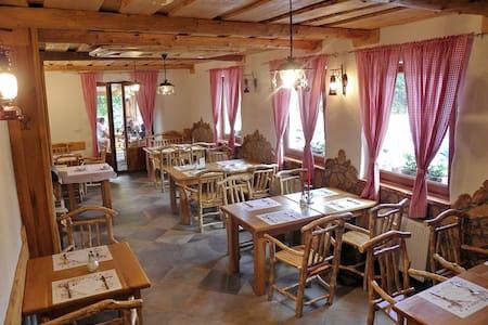 Lovely Bistro with beautful view - Selište Drežničko - Bed & Breakfast