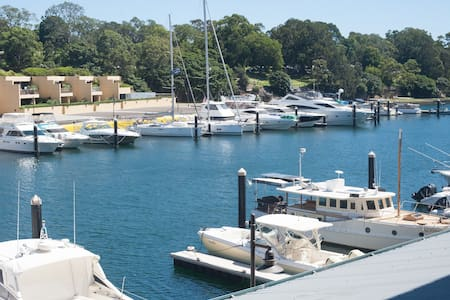 Sydney City & Harbourview Apartment - Woolloomooloo - Apartment