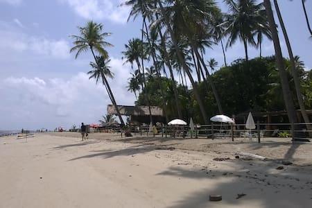 Flat na Praia dos Carneiros - Cond Club Meridional - Loft
