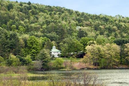 House on Lake Fairlee, VT - Fairlee