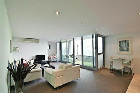 Large One bedroom Apartment Melbourne CBD - Condominio