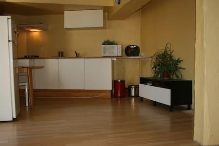 Studio indépendant - Wohnung