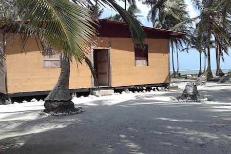 Cabañas Yansagladub - Island