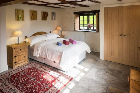 Lee Byre, Room Lyd, Guest House near Dartmoor - Coryton