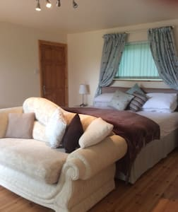 Relaxing comfortable self contained annex - Dromore