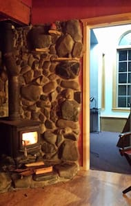 One room with twin bed and bathroom - Cave Junction - Bed & Breakfast