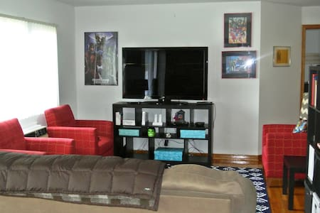 Large 2bed apart. north of CHICAGO - Appartamento