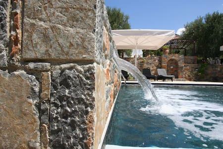 Villa Castello for 4-5 persons - Agios Nikolaos - Appartement