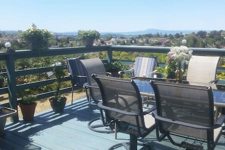 WINE COUNTRY: 4 BR Bed & Breakfast! - Vallejo