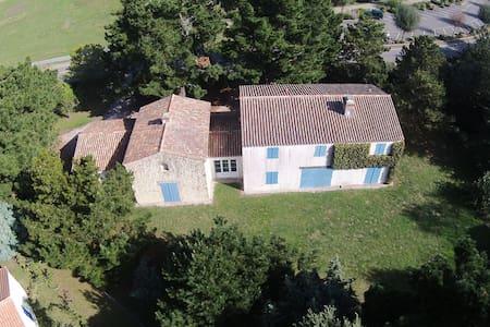 grande maison en bord de mer - Saint-Vincent-sur-Jard