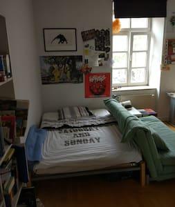 24qm Zimmer in WG in zentralster Lage Münchens - München - Apartment