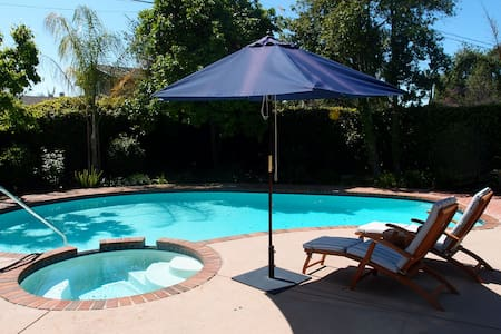 Private pool unit with 1 bedroom - House
