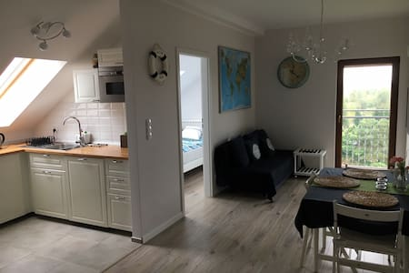 Jodywy oddech w Apartamenty Baltic 100m do morza - Apartment