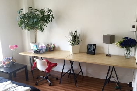 Private Studio-Central/Downtown - San Francisco - Appartamento