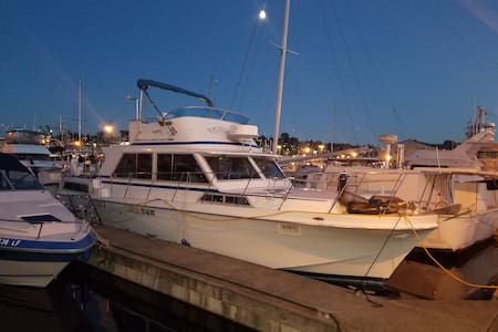 40' Yacht in Ballard/Seattle close to EVERYTHING!! - Seattle