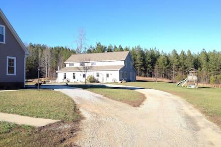 The Guest House - Farmville - Hus