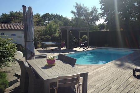 Room to rent Bay of Arcachon - Casa