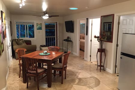 Beautiful two bedroom one bath unit - Apartamento