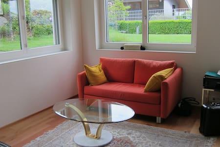 Daheim -helle 2,5 Zimmer Wohnung - Uetikon am See - Wohnung