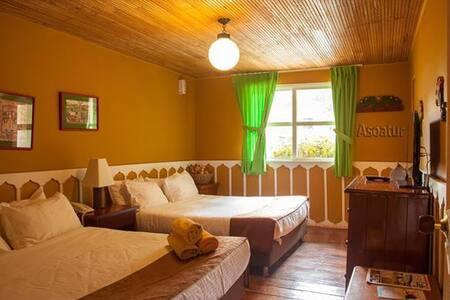 Hotel Termales Santa Rosa de Cabal- Colombia - Chalet