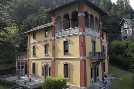 Villa romantica fra le montagne di Gromo - Villa