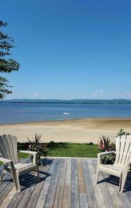 Cozy Beach Getaway - Ottawa - Dom