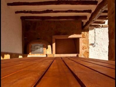 C.Rural Corral del Tesoro Albacete - Maison
