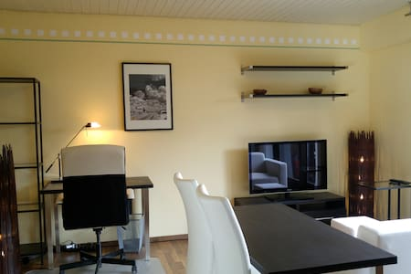 Quiet two-room apartement with mountain view - Inzell