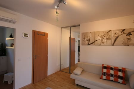 Separate apartment for two persons - Apartment