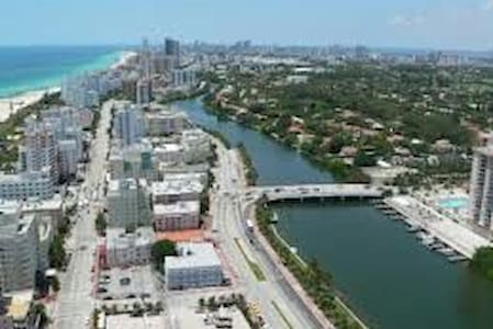 Location, South Beach, next to the ocean/nightlife - Miami Beach - Apartment