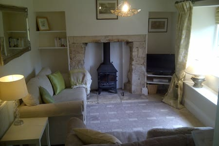 Park Terrace Cottage with wifi - Minchinhampton - Hus
