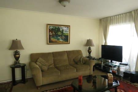 Viña del Mar dormitorio Privado - Apartament