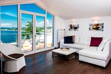 Corte dei merli suite with sea view - Leilighet