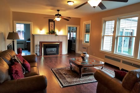 Historic Waterfront Completely Updated Home - Endicott