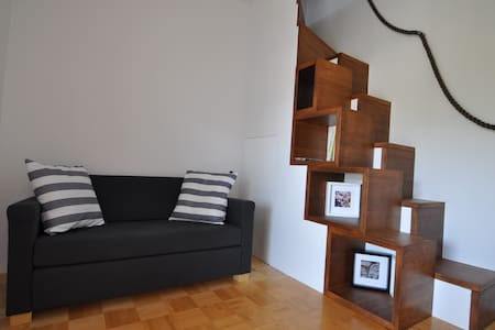 Beautiful new apartment in the center of Portorož - Portorož - Huoneisto