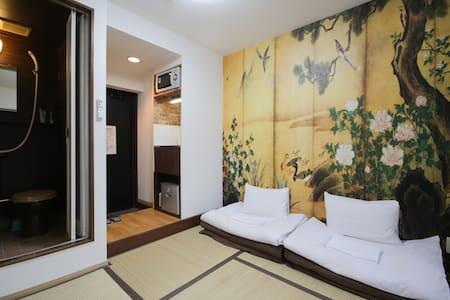 [P6] Cozy Guest house 2min Shinjuku - Dom