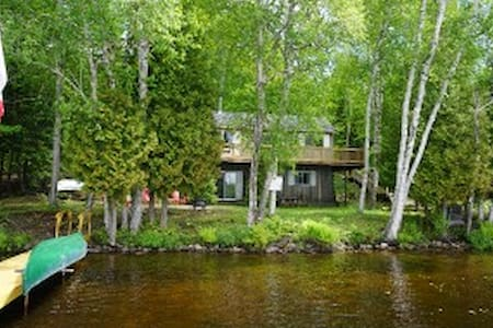 Room type: Entire home/apt Property type: Cabin Accommodates: 8 Bedrooms: 2 Bathrooms: 1