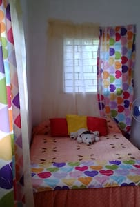 Spacious bedroom, shared amenities 20mins fr NMIA - Apartment
