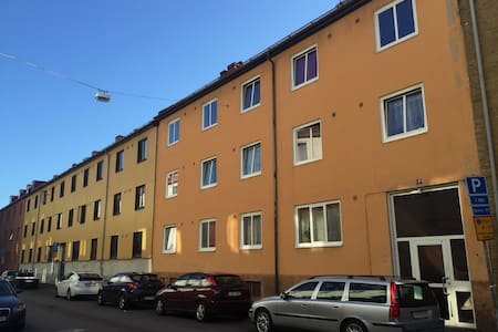 Studio flat close to city centre at great price - Appartement
