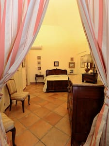 Camera da letto in dimora storica - Bed & Breakfast
