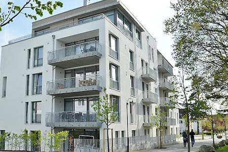 Dünenresort Binz Wohnung 3.8 - Binz - Huoneisto