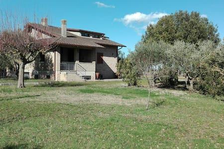 Gelsomina - casa in campagna, 15 min. da Assisi - Bettona/Assisi