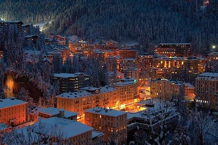 2 BR Alpine dreams Bad Gastein - Lakás