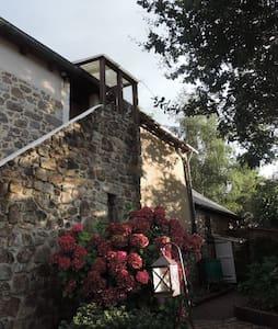 La tranquilitée - Dům pro hosty