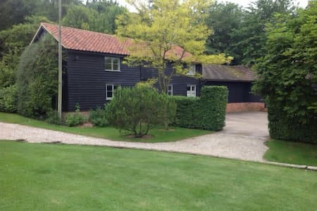 Luxurious and charming Barn conversion. - Little Chishill