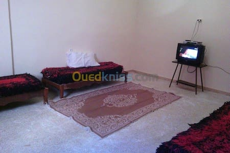 Clean House Near To Thermal station - Bou Hanifia - Apartment